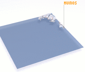 3d view of Muiños