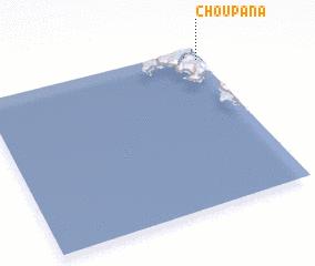 3d view of Choupana