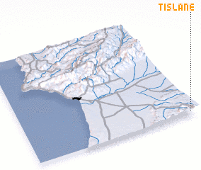 3d view of Tislane