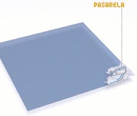 3d view of Pasarela