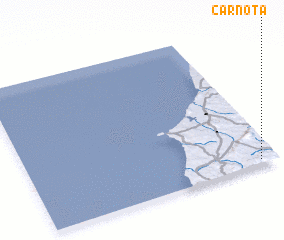 3d view of Carnota