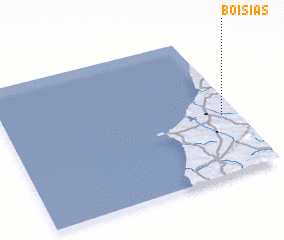 3d view of Boisias