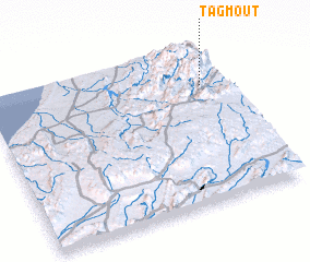 3d view of Tagmout