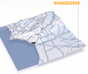 3d view of Bouagrizene