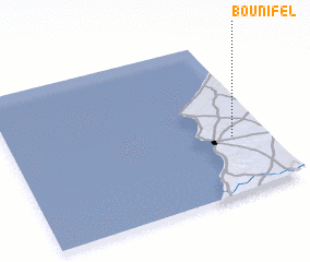 3d view of Bounifel