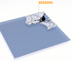 3d view of Arranhó