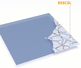 3d view of Braçal