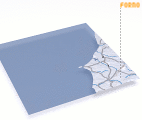 3d view of Forno