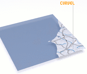 3d view of Curvel