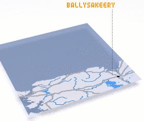 3d view of Ballysakeery