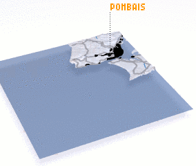 3d view of Pombais