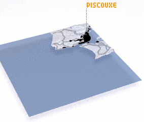 3d view of Piscouxe