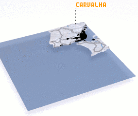 3d view of Carvalha