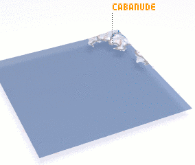 3d view of Cabanude