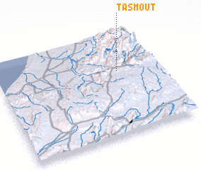 3d view of Tasmout
