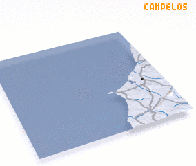 3d view of Campelos