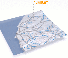 3d view of Al Kailat