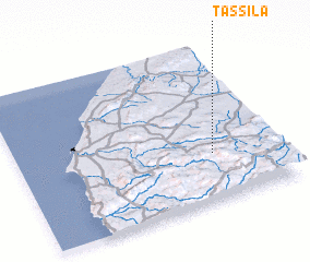 3d view of Tassila