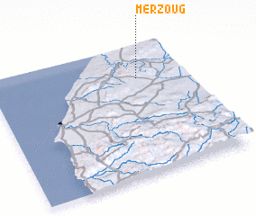 3d view of Merzoug