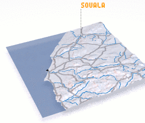 3d view of Souala