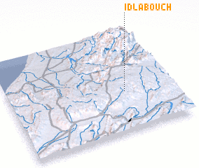 3d view of Id Labouch