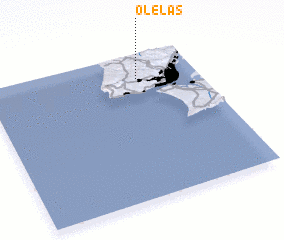 3d view of Olelas