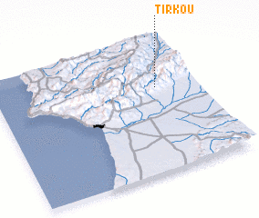 3d view of Tirkou