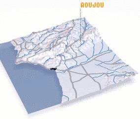 3d view of Aoujou