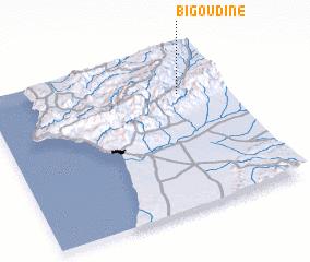 3d view of Bigoudine
