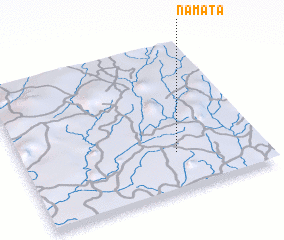 3d view of Namata