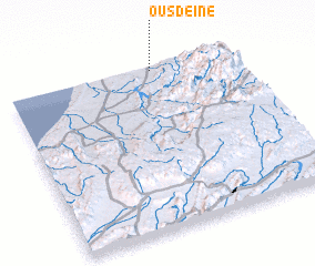 3d view of Ousdeïne