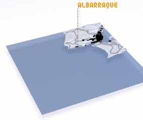 3d view of Albarraque