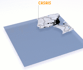 3d view of Casais