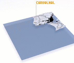 3d view of Carvalhal