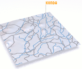 3d view of Konda
