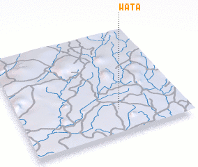 3d view of Wata