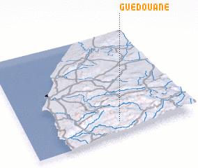 3d view of Guedouane