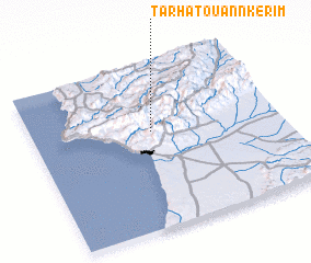 3d view of Tarhat Ou Annkerim