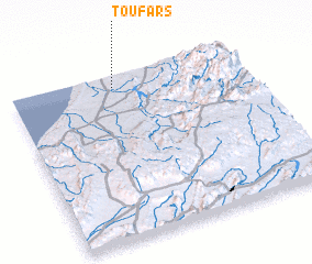 3d view of Tou Fars