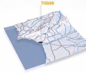 3d view of Tigdad