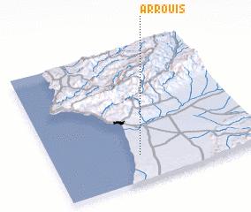 3d view of Arrouïs