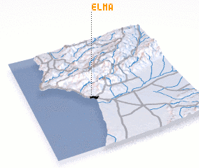 3d view of Elma