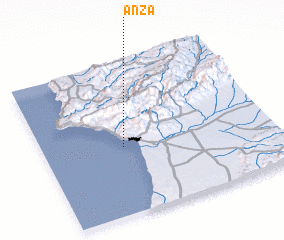 3d view of Anza