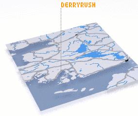 3d view of Derryrush