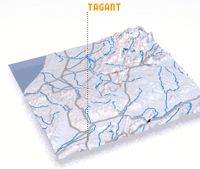 3d view of Tagant