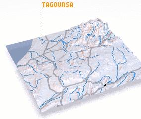 3d view of Tagounsa