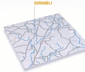 3d view of Gonkabli