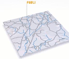 3d view of Fabli