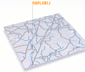 3d view of Kaplubli