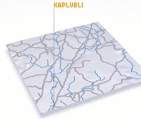 3d view of Kaplubli